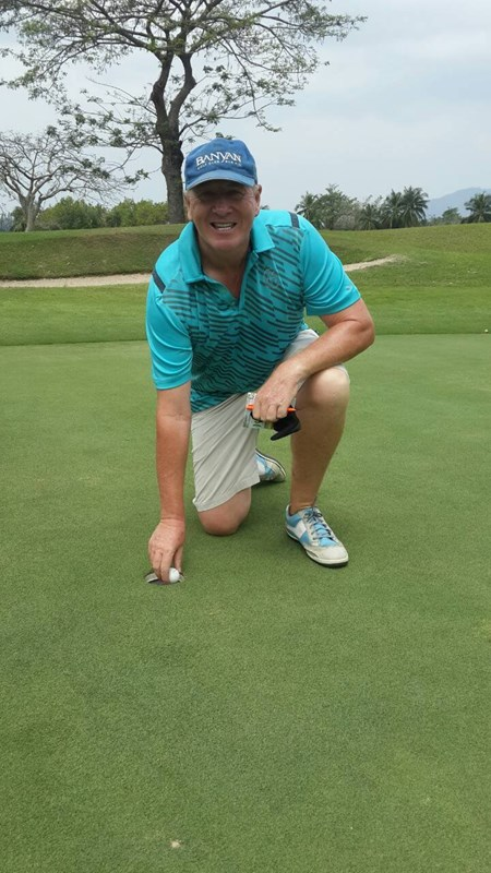 Gallery - Kevin Blake's Hole in One